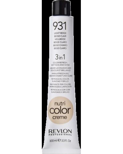 Nutri Color Creme 931 Light Beige