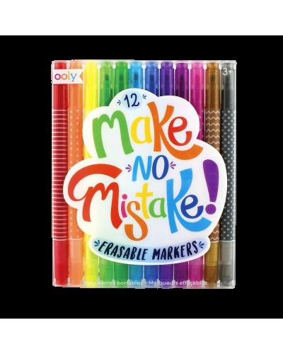 Make no Mistake! Slettelige Tuscher