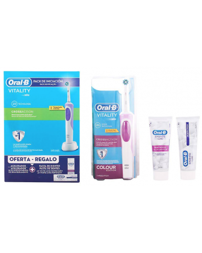 Vital Cross Action Dental Brush