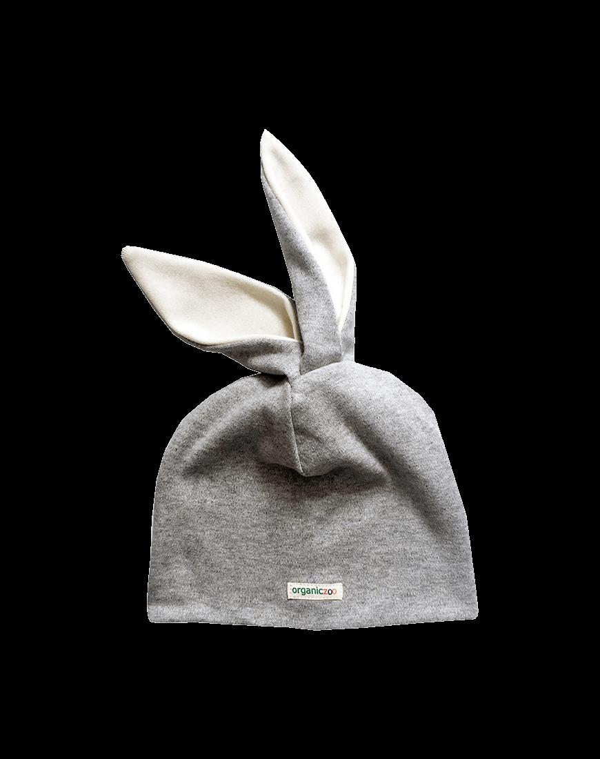 Hat Rabbit Grey