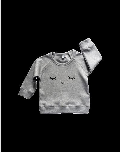 Sweatshirt Grey Sleepy