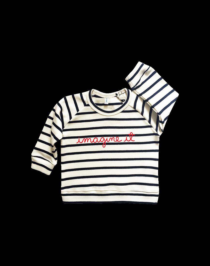 6f5952553b6 Organic Zoo Sweatshirt Imagine It