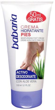 Moisturizing Foot Cream