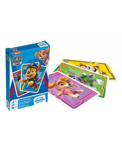 Paw Patrol Card Game 2-in-1