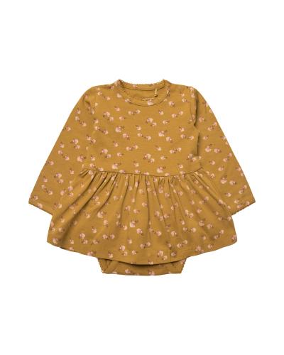 Body Dress Mustard