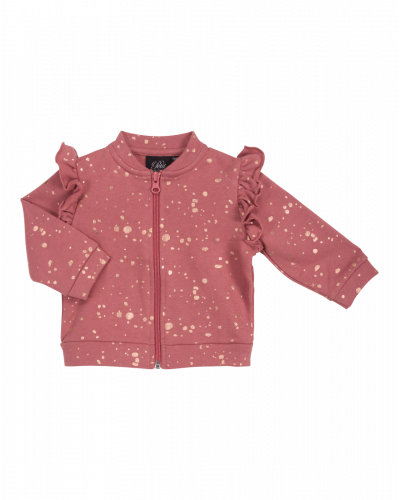 Petit by Sofie Schnoor Bomber Jacket Old Rose