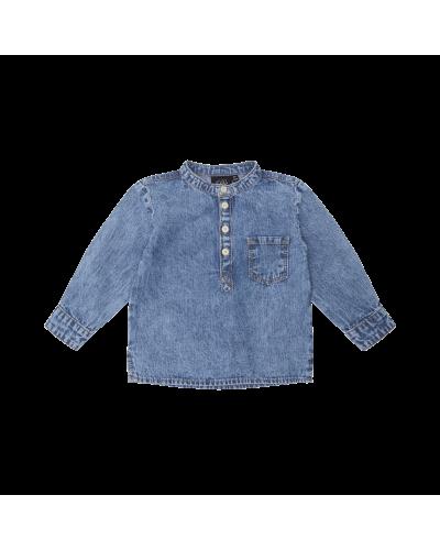 Skjorte Pilou Blue Denim