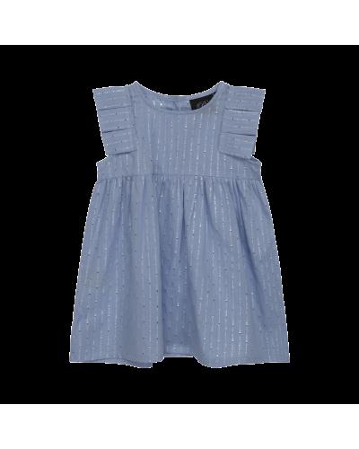 kjole Rosy lyseblå