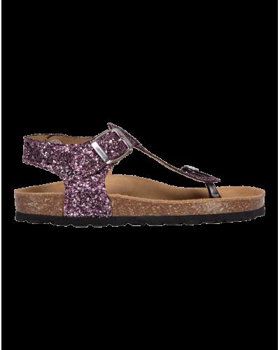 Petit by Sofie Schnoor Glitter Sandal Purple