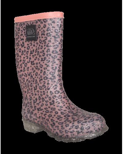 Petit by Sofie Schnoor Gummistøvler Leopard Pink