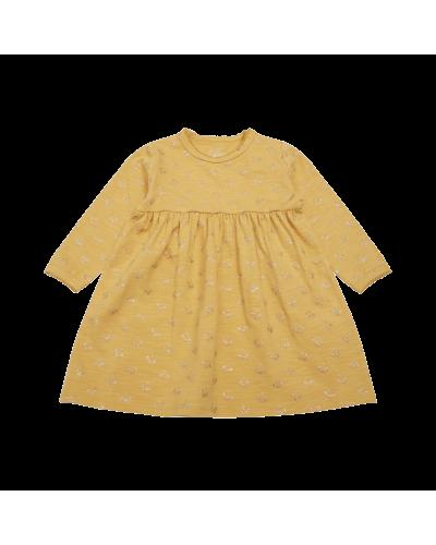 Kjole Synne Yellow