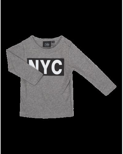 Petit by Sofie Schnoor NYC Bluse Grey Melange