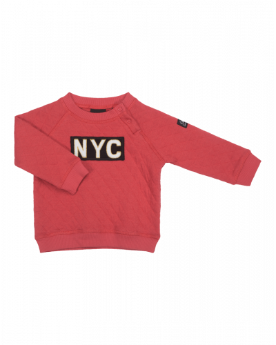 NYC Sweatshirt Rød