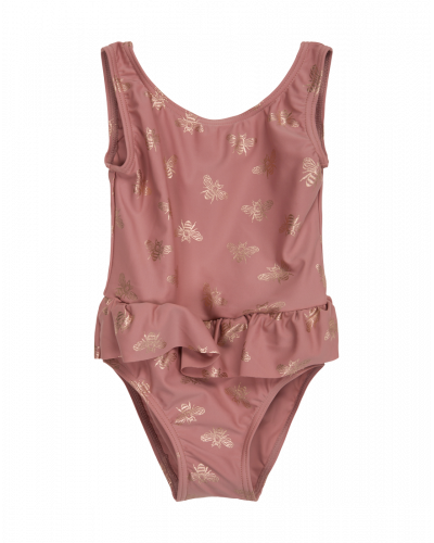 Petit by Sofie Schnoor Badedragt Millie Dusty Rose