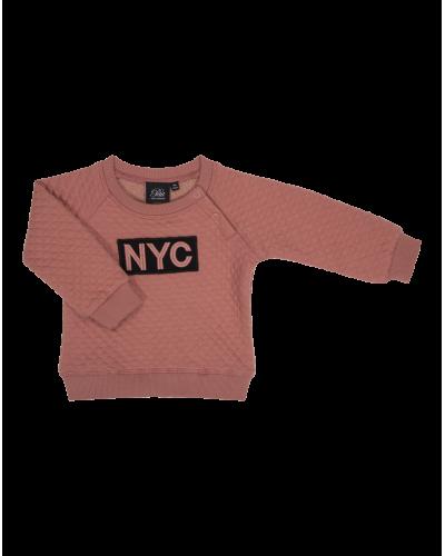 Petit by Sofie Schnoor Sweatshirt NYC Dusty Rose