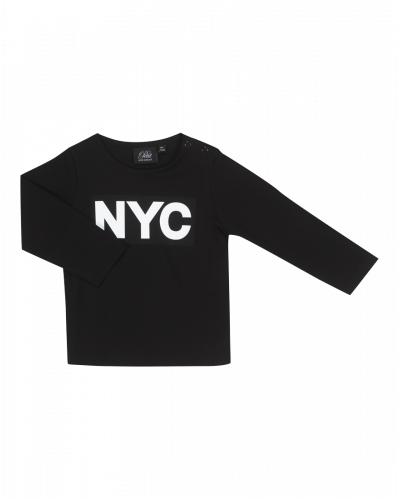 Petit by Sofie Schnoor Bluse NYC Sort