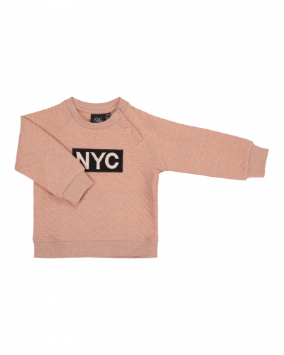 Petit by Sofie Schnoor Sweat NYC Rose