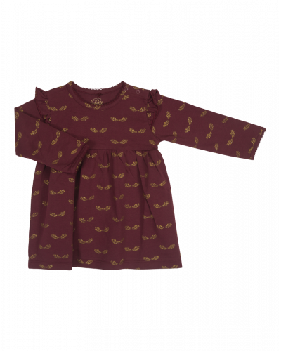 Petit by Sofie Schnoor Kjole Dark Red