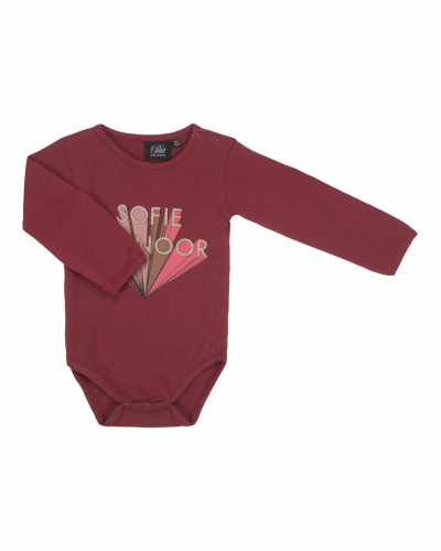 Petit by Sofie Schnoor Body Dicte Earth Red