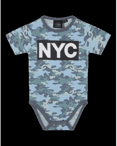 Petit by Sofie Schnoor Body NYC Militær