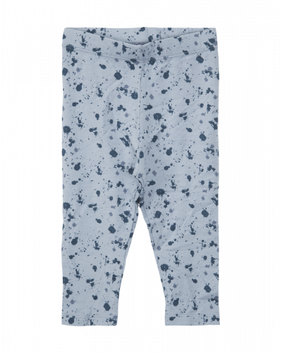 Leggings Pelle Light Blue