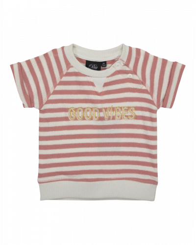 Petit by Sofie Schnoor Klara T-shirt Sweat Pink St