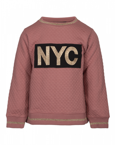 Petit by Sofie Schnoor NYC Sweat Dusty Rose