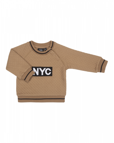 Petit by Sofie Schnoor NYC Sweatshirt Tan