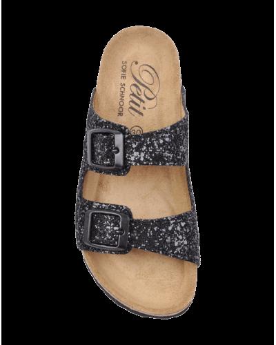 Sandal Sort Glitter