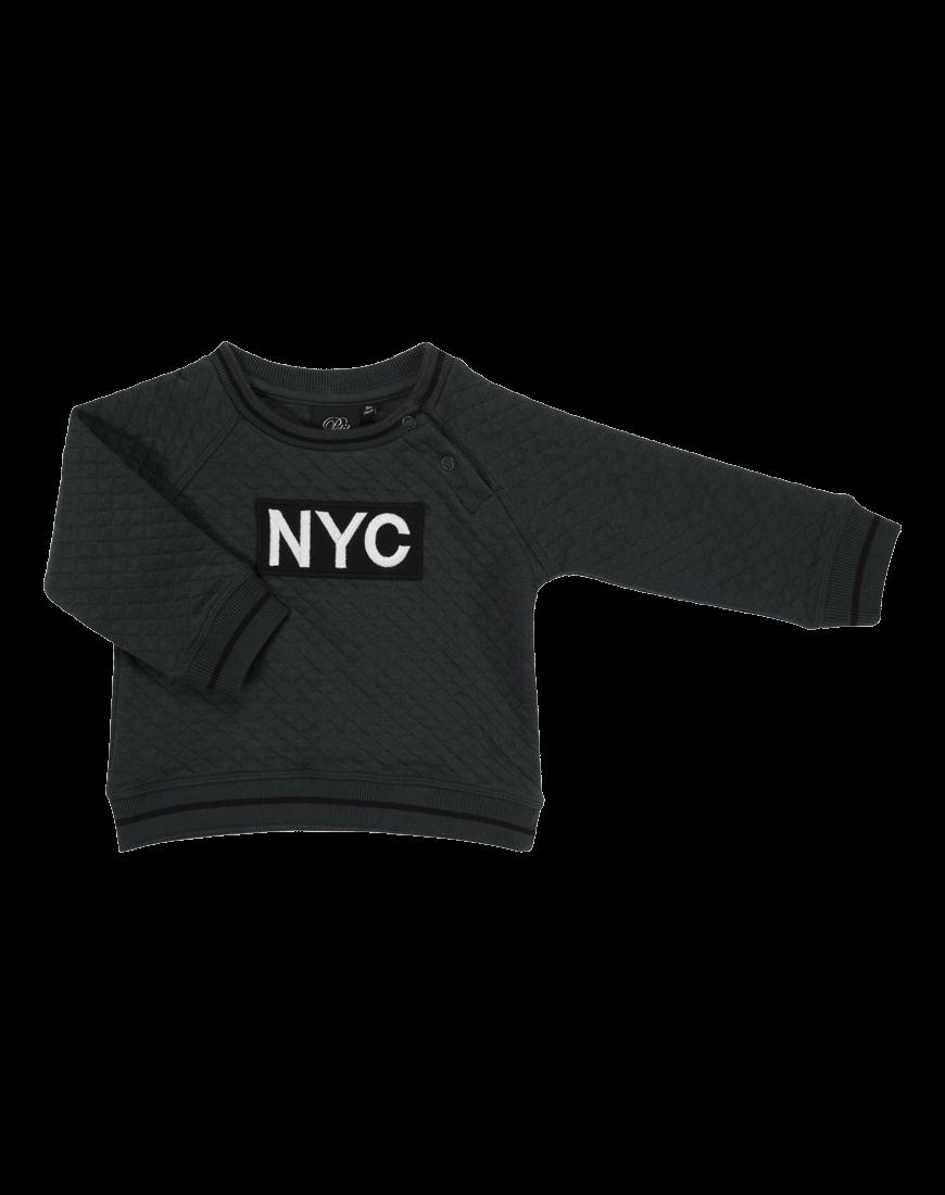 Petit by Sofie Schnoor Sweat NYC Dark Green