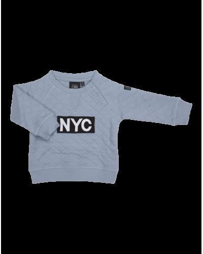 Petit by Sofie Schnoor Sweatshirt NYC Blue