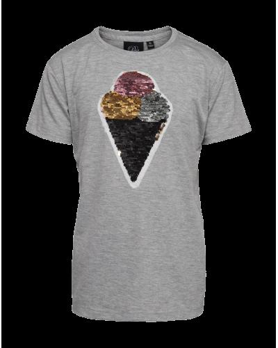 Petit by Sofie Schnoor T-shirt Felina Grey Mel.