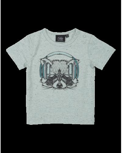 T-shirt Julius Dusty Green