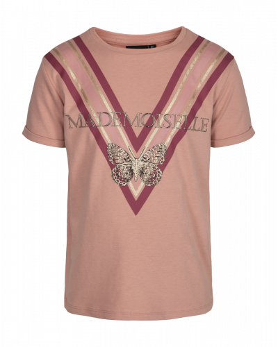 Petit by Sofie Schnoor T-shirt Liva Dusty Rose