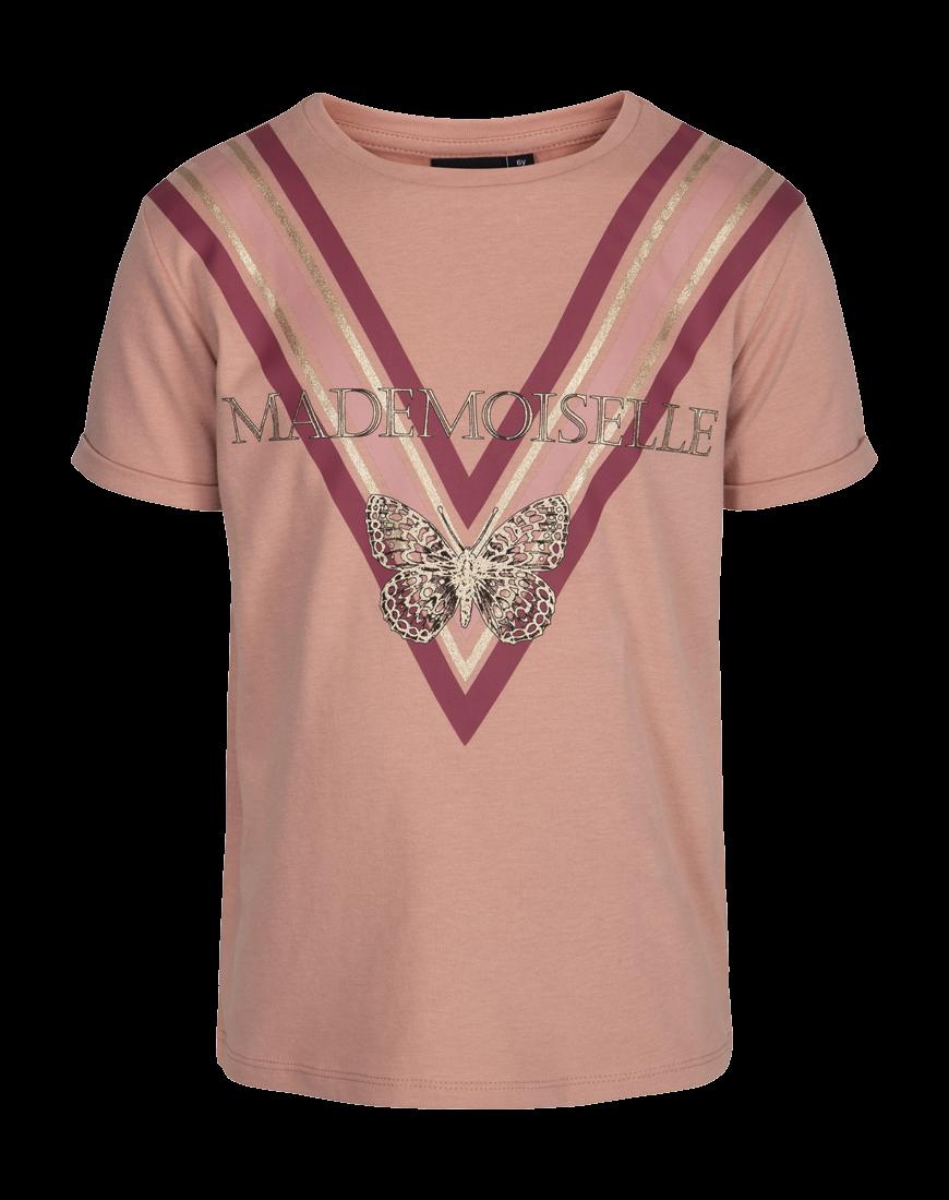 T-shirt Liva Dusty Rose