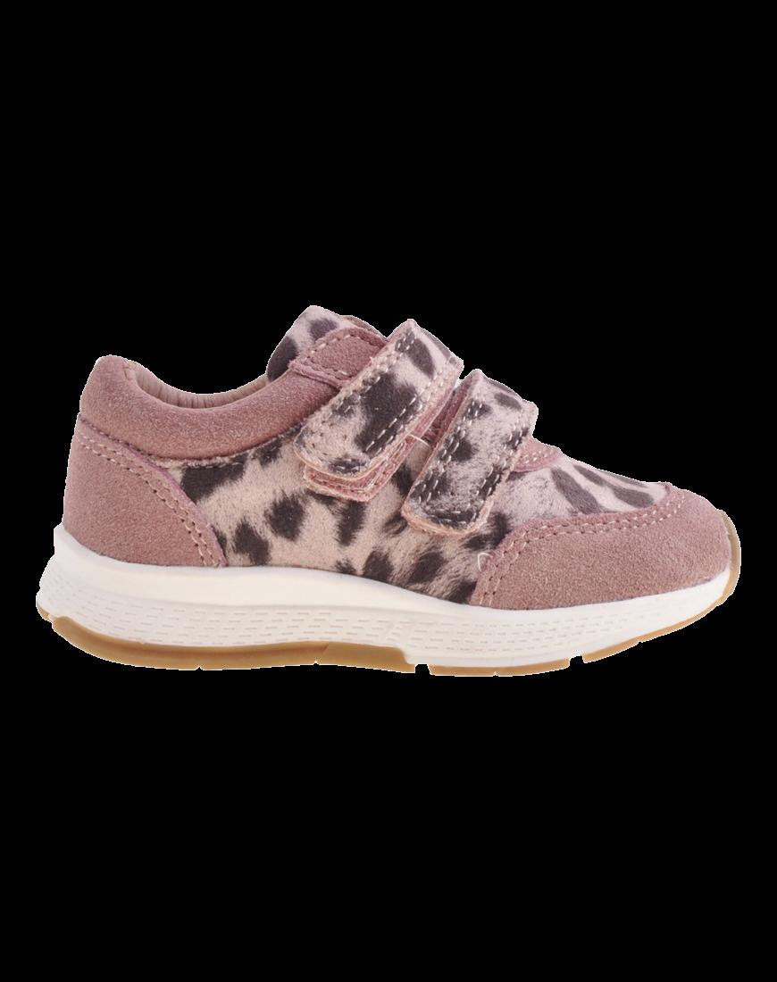 Velcro Sneakers Leopard