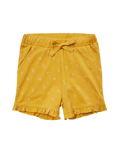 Shorts Daphne Mustard