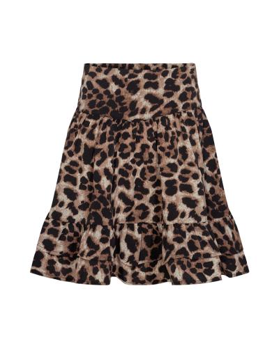 Skirt Leopard
