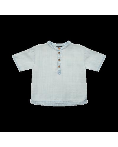 Skjorte Virgil Light blue