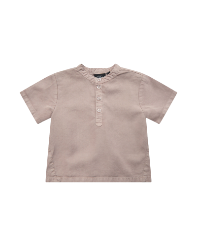 Skjorte Virgil Warm Grey