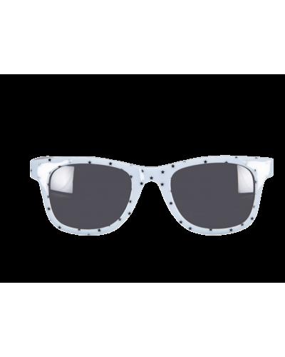 solbriller lys blå