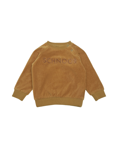 Sweatshirt Alfred Dusty Brown