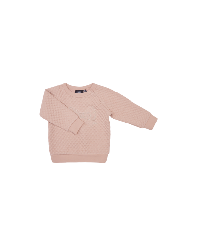 Sweatshirt Emily Sweet Rose
