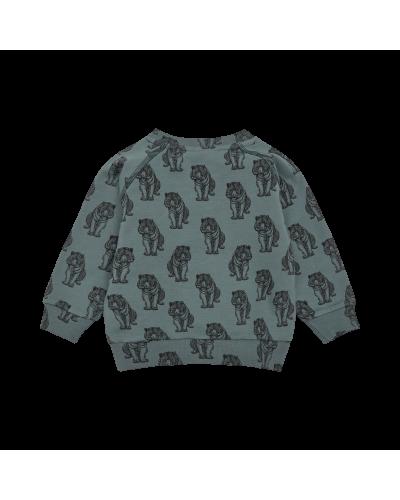 Sweatshirt Alfred Dusty Green