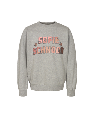 Sweatshirt Eline Grey Melange