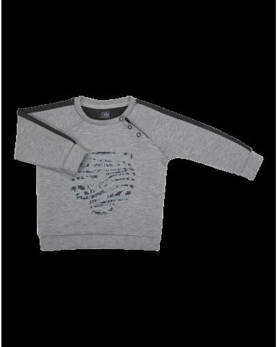 Petit by Sofie Schnoor Sweatshirt Grey Melange