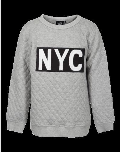 Petit by Sofie Schnoor Sweatshirt NYC Grey Melange