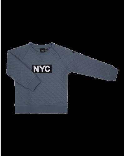Petit by Sofie Schnoor Sweatshirt NYC Middle Blue