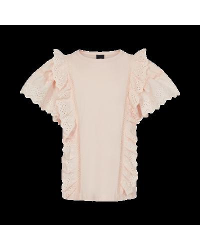T-shirt Esmarelda Light rose