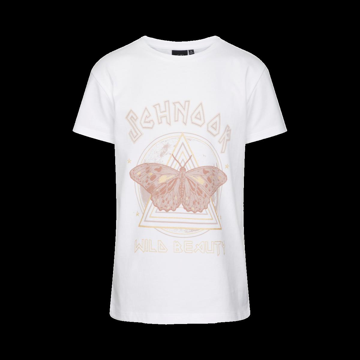 T-shirt Felina hvid